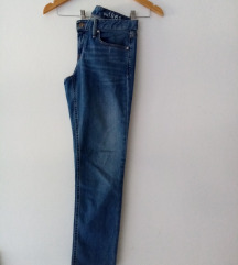 Gap traperice real straight, s