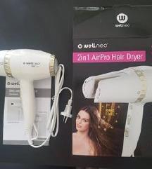 Wellneo 2 u 1 AirPro sušilo za kosu