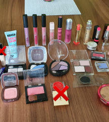 Kozmetika Loreal,Huda,Dior,Ysl,Deborah