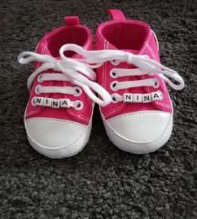 Personalizirane tenisice za bebe