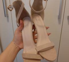 %Nude cipele