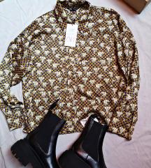 Košulja sa slonovima Zara