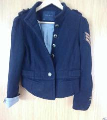 50;kn!Zara tamnoplava jakna 36-38