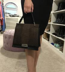 MANGO kožna torba