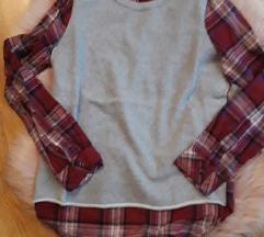 Siva majica/košulja