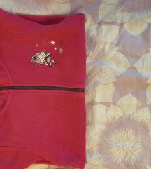 Majica na cif za djevojčice vel.110/116
