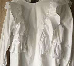 Zara bluza od popelina