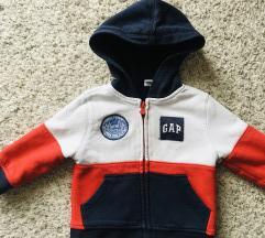 Baby Gap dječja jakna hoodica vel 18-24mj 80-86cm