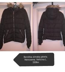 Bershka zimska jakna! NOVA