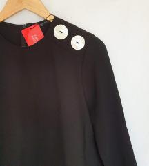 ⭐ZARA crna bluza - NOVO⭐