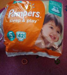 Pampers sleep & play 5kg