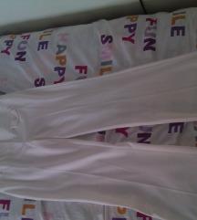 Bijele svečane hlače