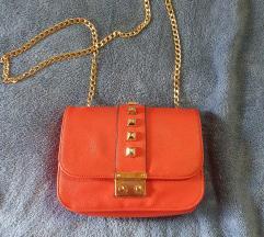 Like Valentino crvena torbica