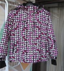 Zimska jakna vel.128 (kockasta)