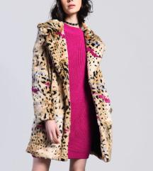 SNIŽENO Nova Topshop bunda leopard