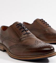 ASOS smeđe svečane cipele br 42.5