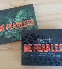 Be Fearless paleta sjenila