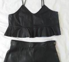 Zara suknja+ top