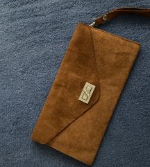 BRUSENA KOZA torbica
