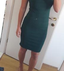 Prelijepa zelena haljina