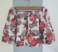 NOVO Cvjetna šarena suknja