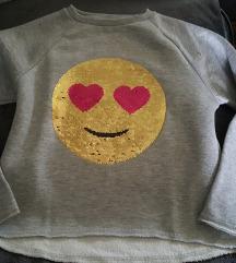 Zara Emoji majica