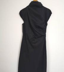 Hugo Boss crna haljina S