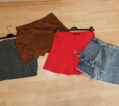 Lot Zara suknje M