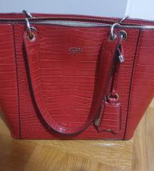 Guess crvena torba (Original) AKCIJA DO 15.11!