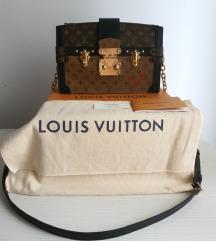 Louis Vuitton trunk clutch original