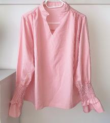 Nova roza bluza 40