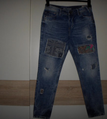Tom Tailor Denim....LYNN traperice vel.27/32