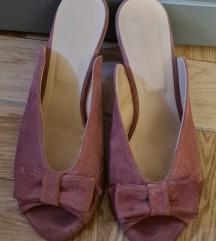 Guliver roze sandale