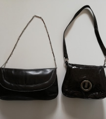 Vintage torbe jedna eko koža - druga lak