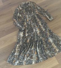 Zara Snake Dress