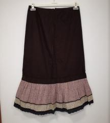 Miss Selfridge suknja šos