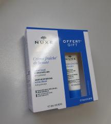 NUXE hidratantna krema za suhu kožu, 30 ml + 15 ml