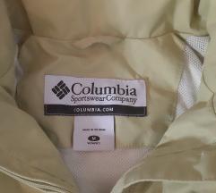 Vodootporna vjetrovka Columbia pistaco boje