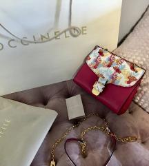 Coccinelle kožna torba novo - ORIGINAL
