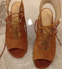 Guliver kožne sandale