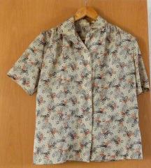Ženski komplet : košulja i suknja