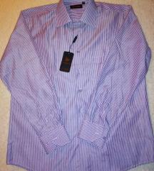 Nova sa etiketom košulja muška