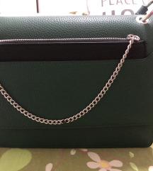 S.Oliver zelena torba
