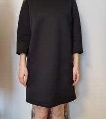 Fasada crna haljina