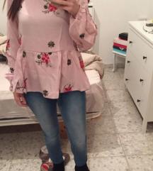 Divna peplum bluza