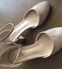 Cipele s niskom petom