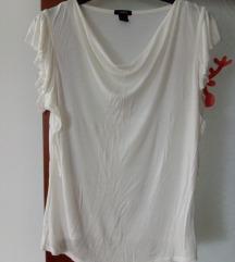Lagana nova bijela bluza s volanima samo 25 kn!!!