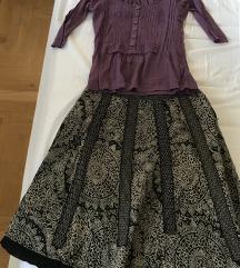 Lanene majice i suknje