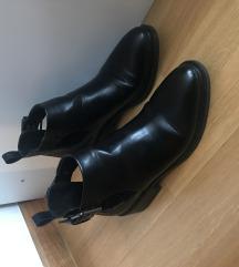 Crne čizme Zara