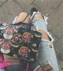 Mango cvjetna torbica